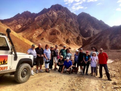 jeep tour eilat